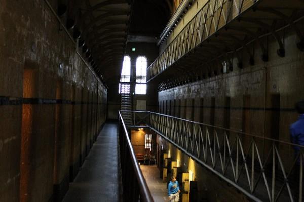 La vieja cárcel de Melbourne es uno de los lugares más visitados de la ciudad