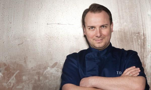 Tim Raue es el cocinero de moda en Berlín