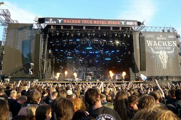 El Wacken es el mayor festival de música heavy del mundo