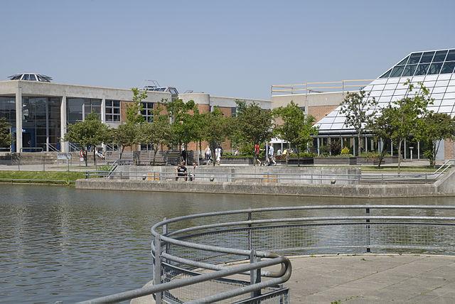 Parque de la Música en Aalborg