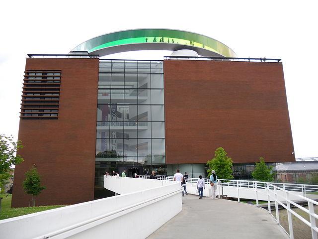 Aros Kunstmuseum en Aarhus