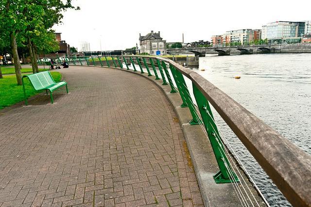 Arthur Quay Park en Limerick