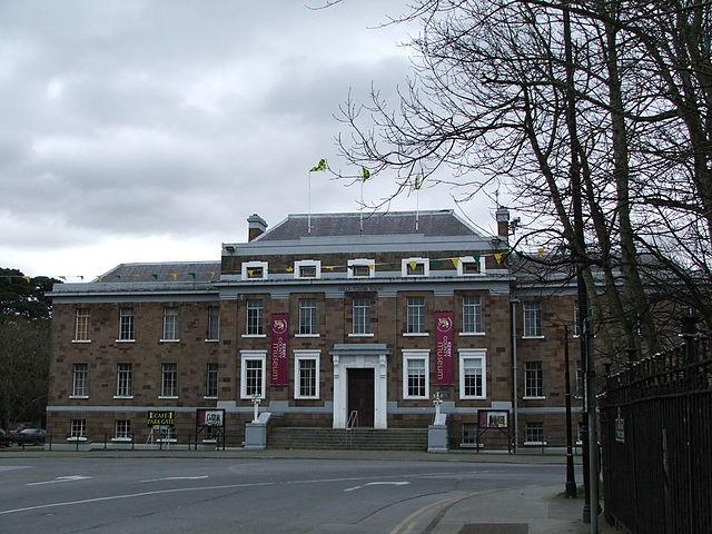 Museo del Condado de Kerry en Tralee