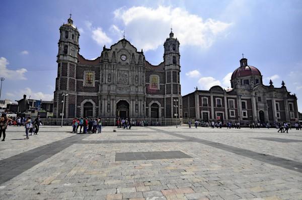 Una basílica muy visitada