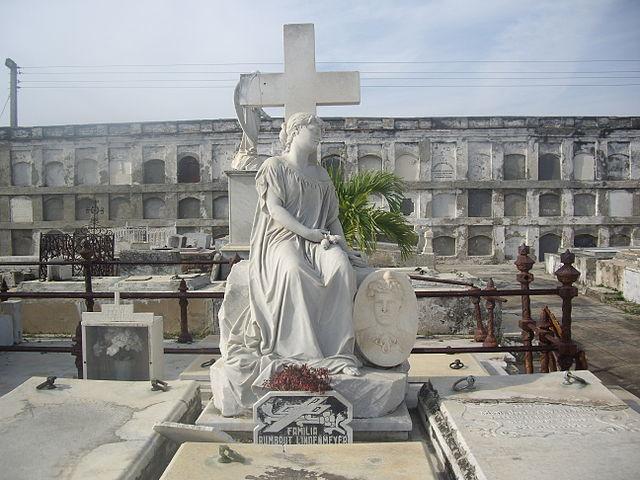 Necrópolis de la Reina en Cienfuegos