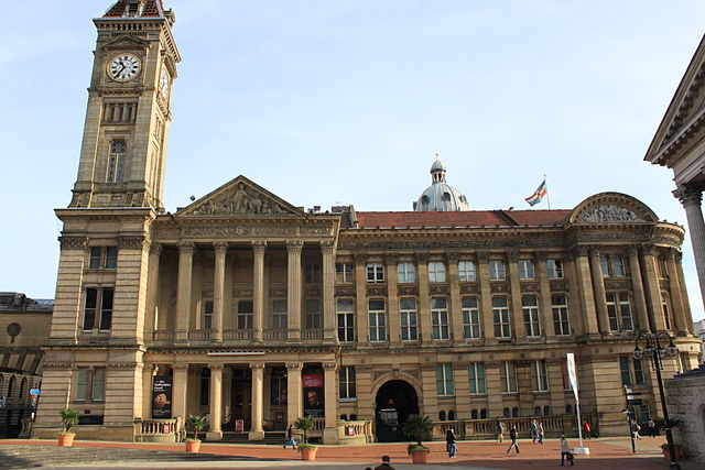 Galería de Arte y museo de Birmingham