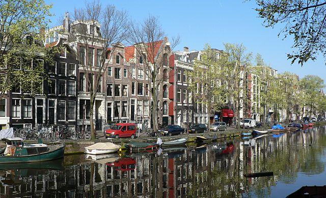De Burcht, El Castillo en Ámsterdam