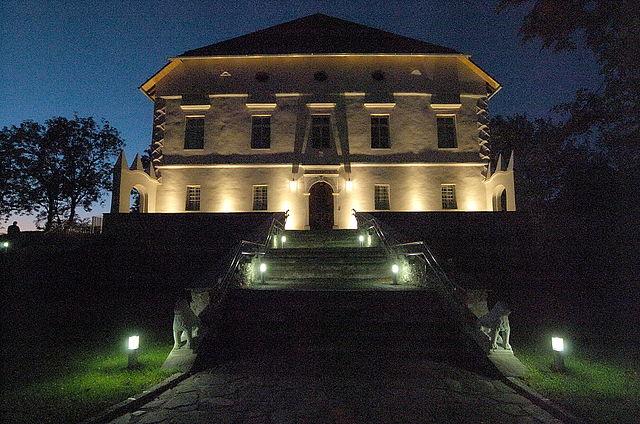 Castillo de Maria Loretto en Klagenfurt