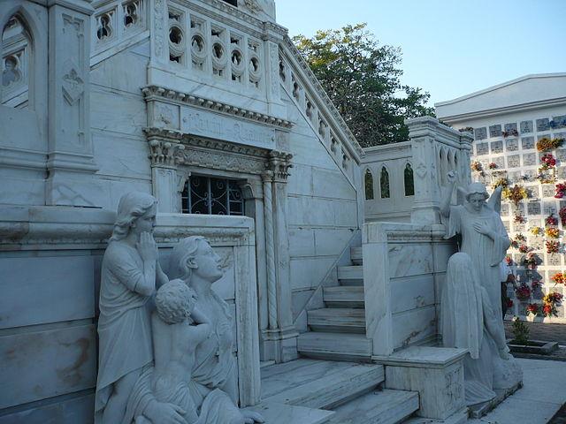 Cementerio Universal en Barranquilla