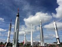 Centro Espacial Kennedy, en Cabo Cañaveral, una visita al centro de la carrera espacial estadounidense