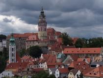 Castillo en Cesky Krumlov