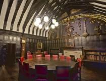 Biblioteca de Chetham en Manchester