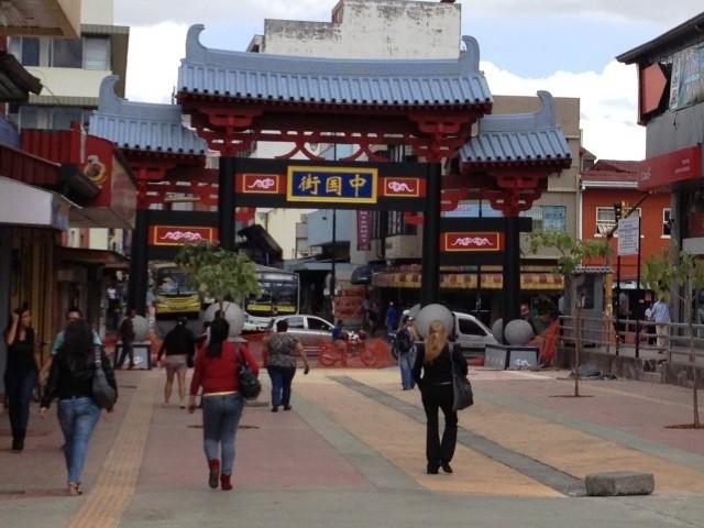 Chinatown en San José