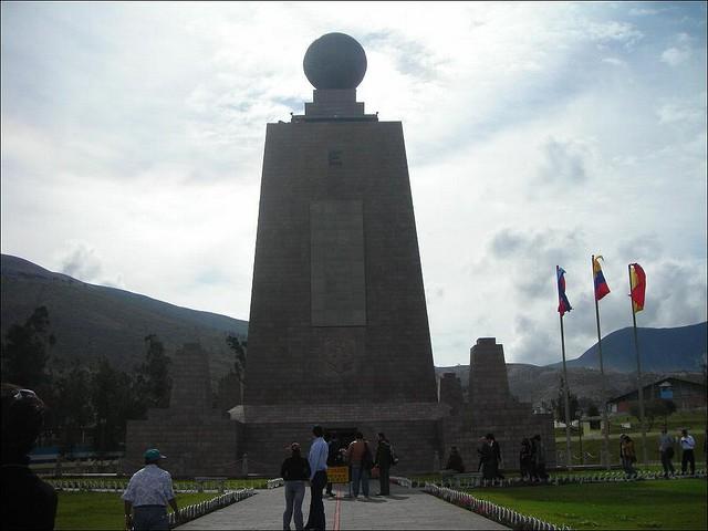Ciudad Mitad del Mundo en Pichincha