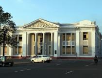 Colegio de San Lorenzo en Cienfuegos