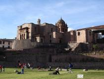 Convento de Santo Domingo en Cuzco