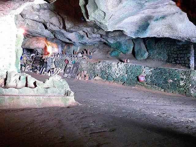 Cuevas de Hércules en Marruecos