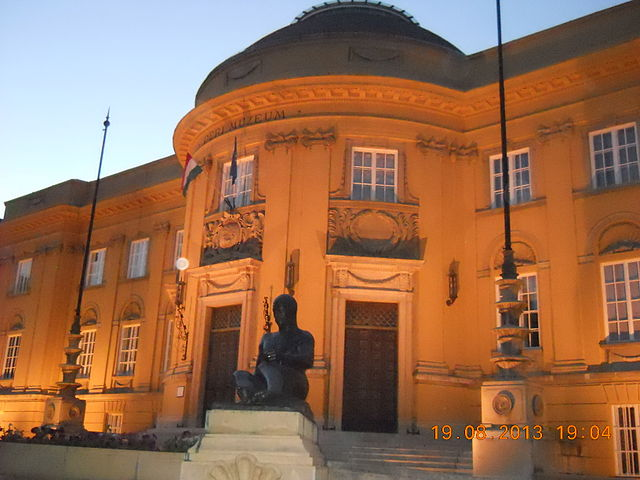 Museo Déri en Debrecen