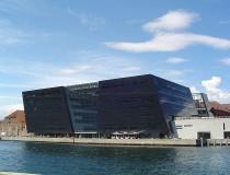 Biblioteca Real de Dinamarca el Diamante Negro