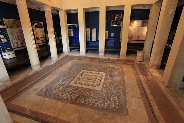 Domus Romana en Rabat