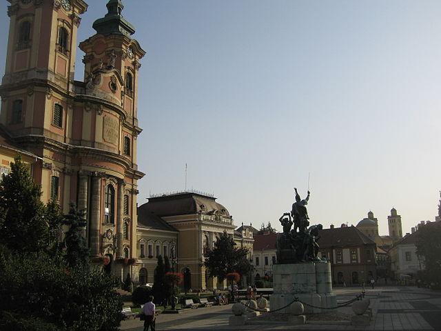 Biblioteca de la Arquidiócesis de Eger
