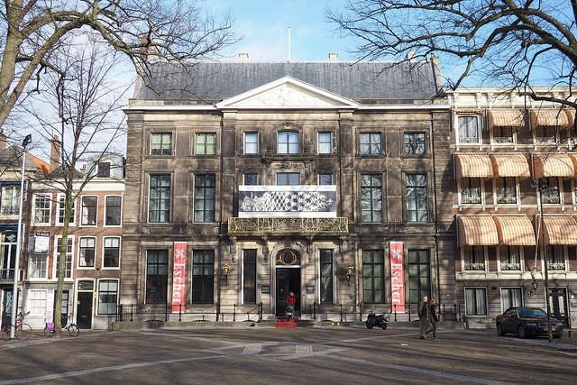 Museo Escher en La Haya