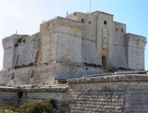 Fuerte de San Luciano en Marsaxlokk