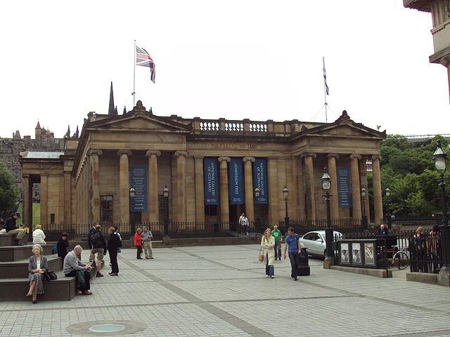 Galería Nacional de Edimburgo