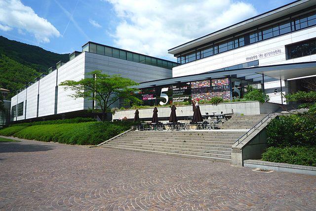 Museo de Grenoble en Francia
