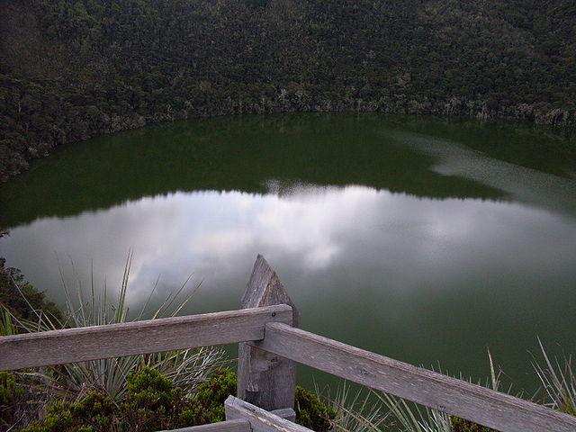 Laguna de Guatavita en Sesquilé