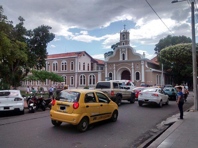 Iglesia del Carmen en Cúcuta