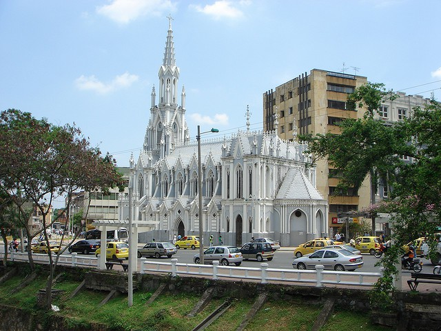 Iglesia de La Ermita en Cali