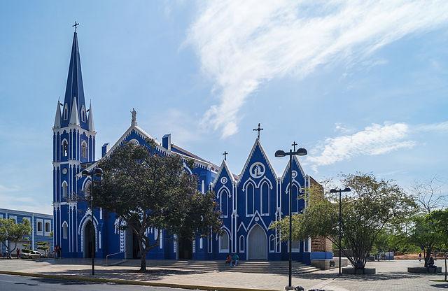 Iglesia de Santa Bárbara en Maracaibo