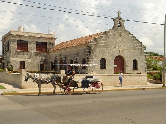 Iglesia de Santa Elvira en Varadero
