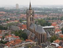 Iglesia Vieja de Delft