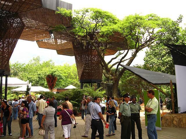 Jardín Botánico en Medellín