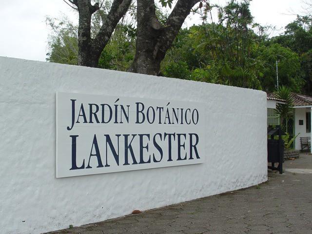 Jardín Botánico Lankester en Costa Rica