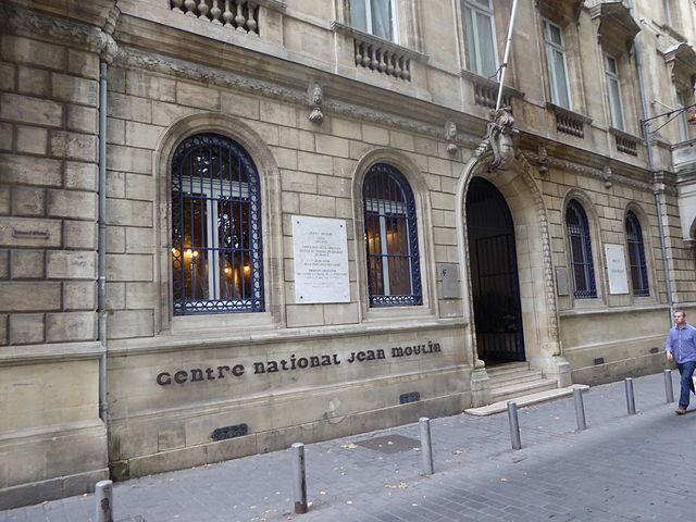 Centro Nacional Jean Moulin en Burdeos