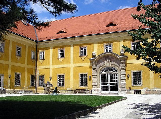 Museo Kiscelli en Budapest