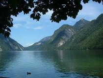 El Lago del Rey, las aguas más cristalinas de Alemania