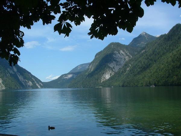 El Lago del Rey es uno de los lugares más bonitos de Alemania