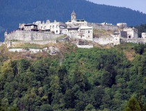 Castillo Landkron en Villach