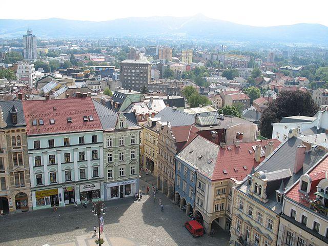 Búnker Luxemburgo en Liberec