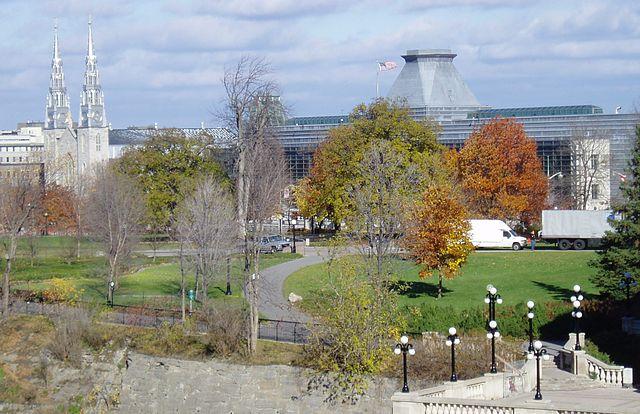 Major Hill Park en Ottawa
