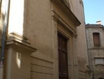 Iglesia de San Mateo en Montpellier