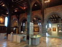 The Memling Museum en Brujas