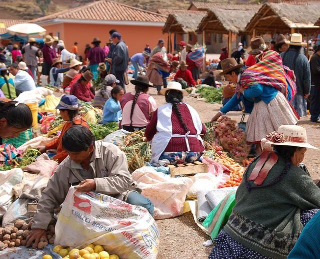 Mercado de Chinchero