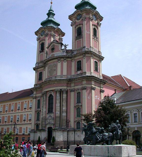 Templo Minorita de Eger