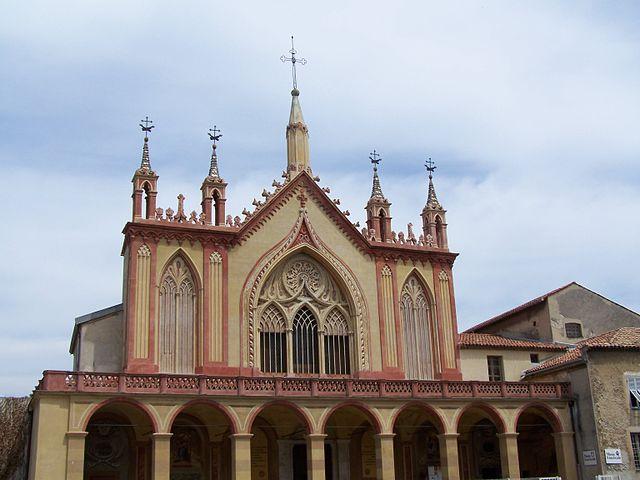 Monasterio de Cimieza en Niza