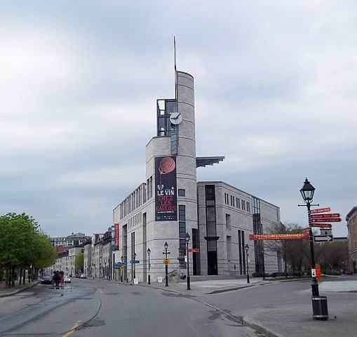 Museo de Arqueología e Historia en Montreal